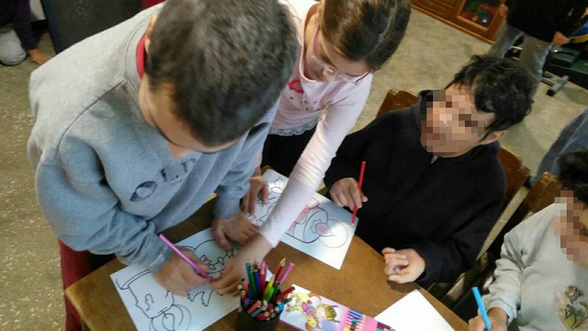 copii cu dizabilitati DGASPC