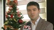 George Scupra, primarul orașului Ovidiu. FOTO CTnews.ro