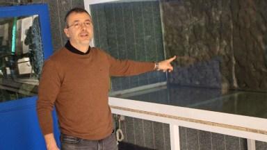 dr. Adrian Bîlbă, directorul Complexului Muzeal de Științe ale Naturii Constanța. FOTO Adrian Boioglu