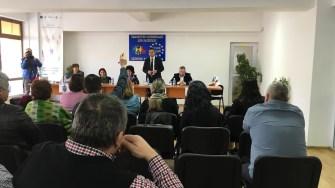 Constituirea conducerii Corpului Profesional al Secretarilor de Comună din Jud. Constanța