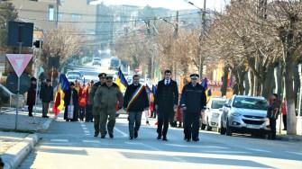 Primarul Valentin Vrabie a participat la sărbătoarea Micii Uniri ce a fost marcată și la Medgidia