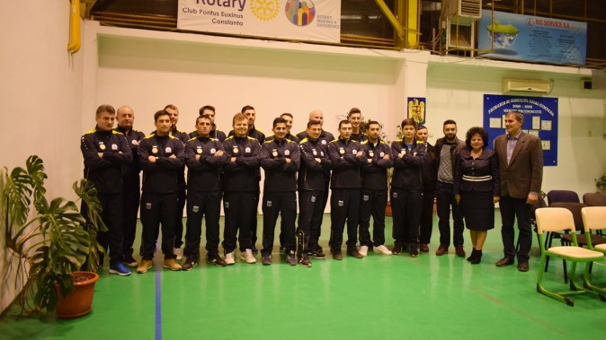 Fotbaliștii din Cumpăna vor fi antrenați de Vasilică Cristocea. FOTO Primăria Cumpăna
