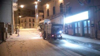 Deszapezire si actiuni anti-polei la Constanța. FOTO Primăria Constanța