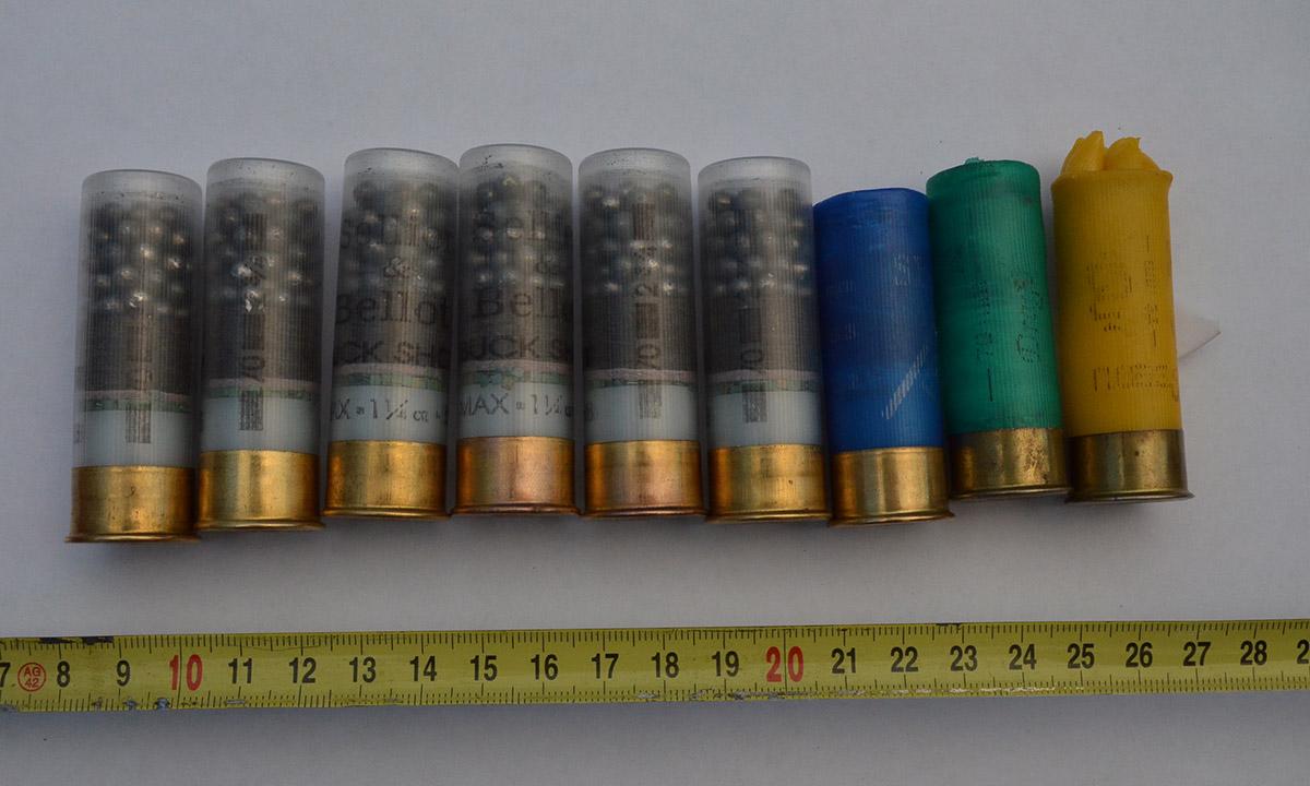munitie arma vanatoare