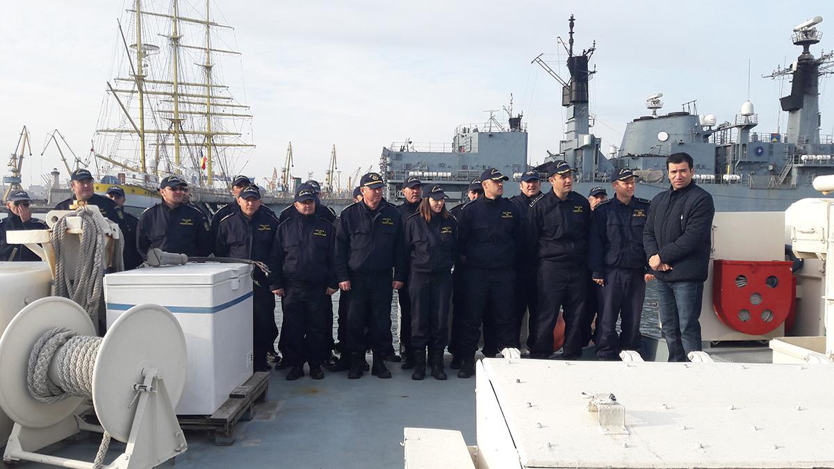 politisti frontiera nava