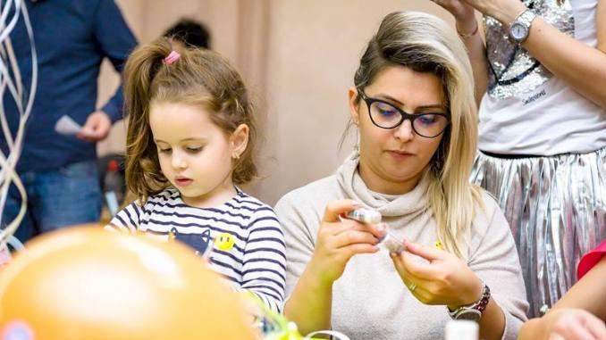 Atelierul Zânelor. FOTO JCI Constanța
