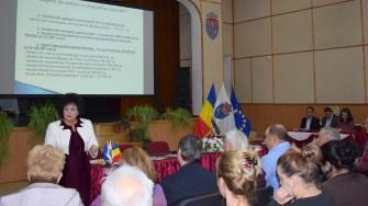 """Administrația locală a """"Prezentat raportul anual privind starea economica, sociala și de mediu a comunei Cumpăna""""."""