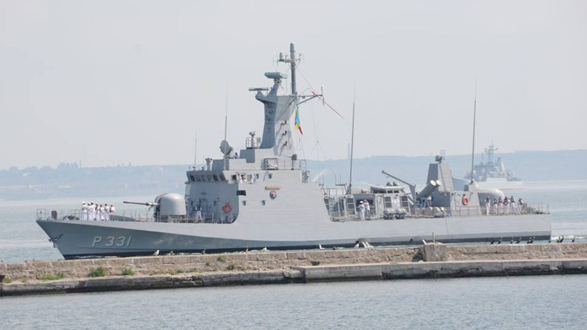 nava turceasca