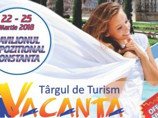 """Târgul de Turism """"vacanța"""" începe la Constanța"""