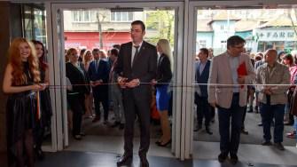 """În cele din urmă, """"Centrul Multifuncțional educativ pentru Tineret Jean Constantin"""" a fost inaugurat. FOTO CJ Constanța"""
