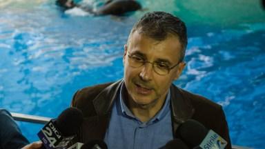 Dr. Adrian Bîlbă, directorul CMSN Constanța. FOTO Cătălin Schipor