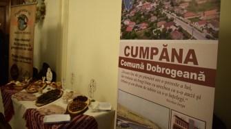 """""""Ghiudem tătăresc Moș Iosif"""" fabricat în comună Cumpăna, a fost înscris în Registrul Național al Produselor Tradiționale."""