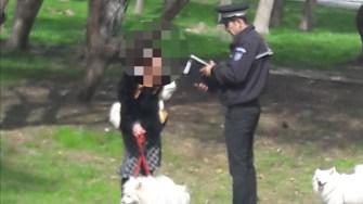 Polițiștii locali constănțeni sunt tot mai des văzuți pe străzi și în parcuri. FOTO DGPL Constanța