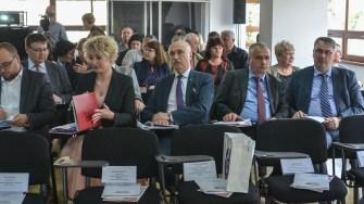 La conferința organizată la Cumpăna au participat invitați din România și străinătate. FOTO Cătălin SCHIPOR