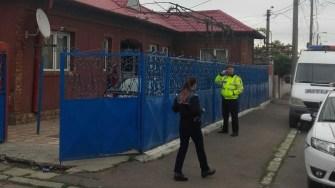 13 persoane, rude între ele, reținute de polițiști în urma unui bătăi generale. FOTO Arhiva CTNews