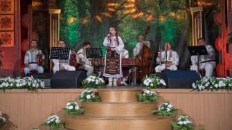 """Festivalul """"Dor de cânt românesc"""", ediția 2018. FOTO Primăria Cumpăna"""