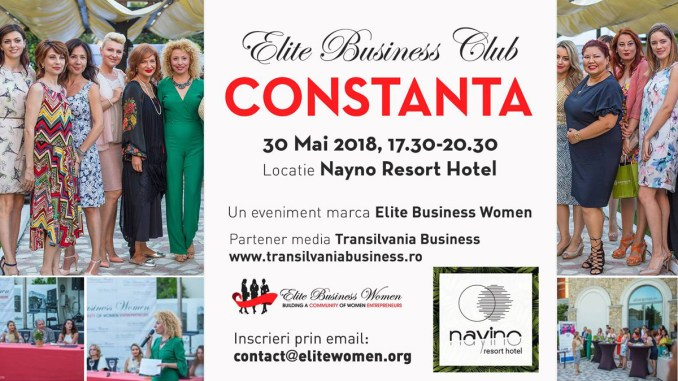 Elite Business Club la Constanța