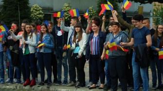 ZIua de 9 mai a fost sărbătorită la Medgidia. FOTO Primăria Medgidia