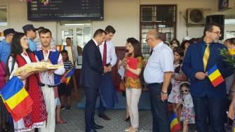 Vizita Familiei Regale la Medgidia. FOTO CTnews.ro