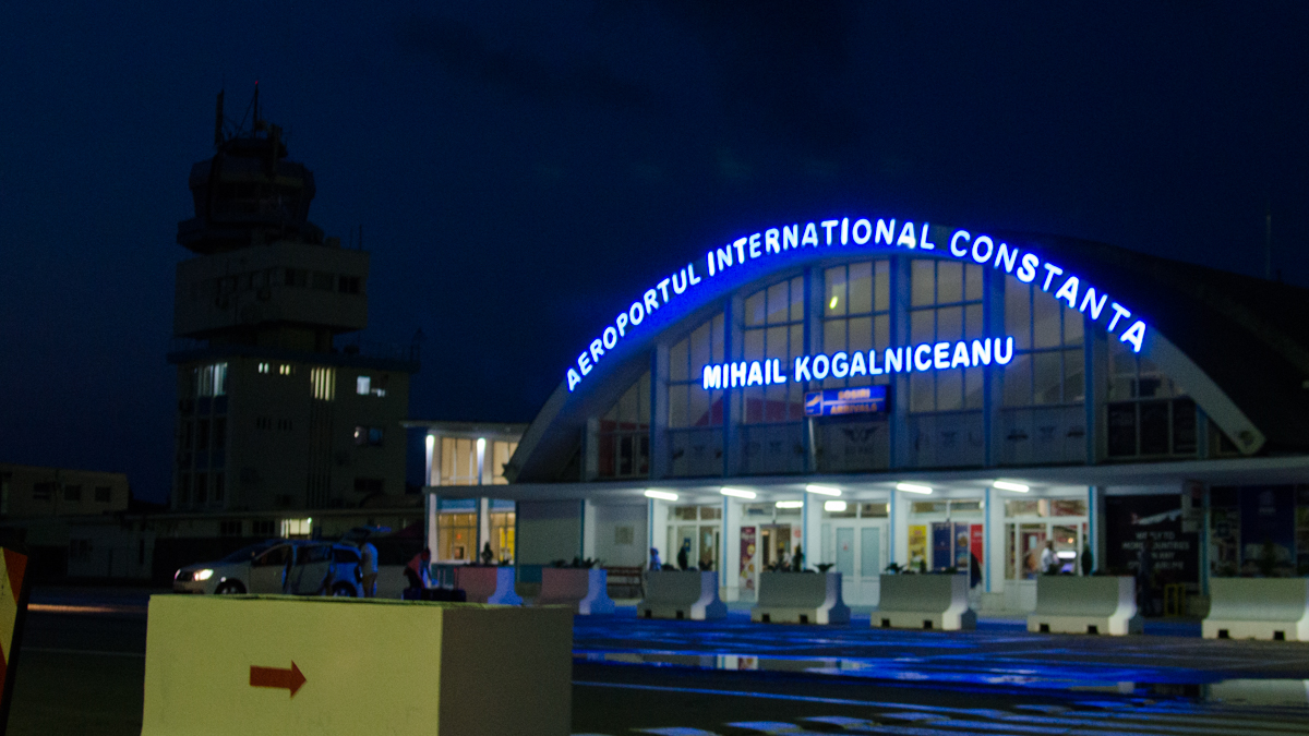 Aeroportul International Mihail Kogalniceanu (2)