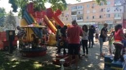 1 iunie la Medgidia. FOTO CTnews.ro