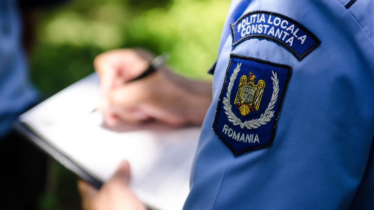 politia locala amenda