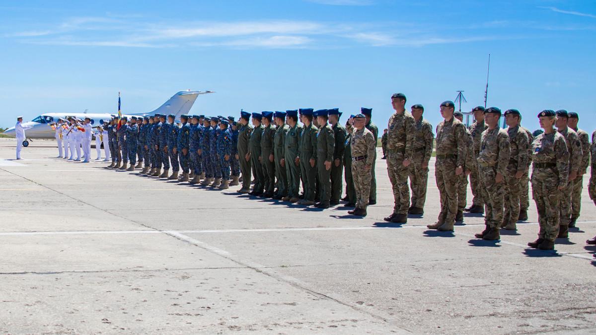 vizita RAF kogalniceanu (2)