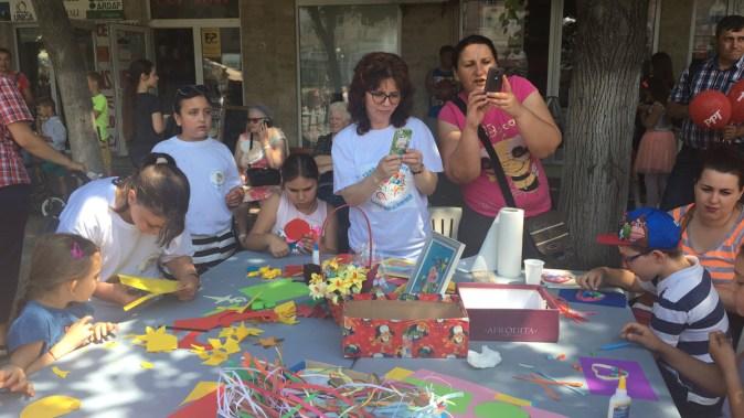 Copiii din Medgidia și împrejurimi au avut parte de o Zi a Copilului deosebită. FOTO V.M.