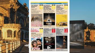 Programul primei zile de Filme in Aer Liber