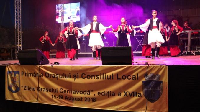 Zilele orașului Cernavodă 2018. FOTO Adrian Boioglu