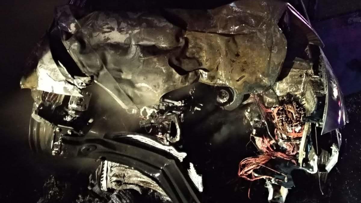 accident incendiu autostrada (2)