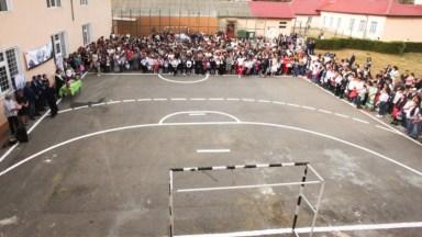 Început de an școlar la Ovidiu. FOTO Primăria Ovidiu