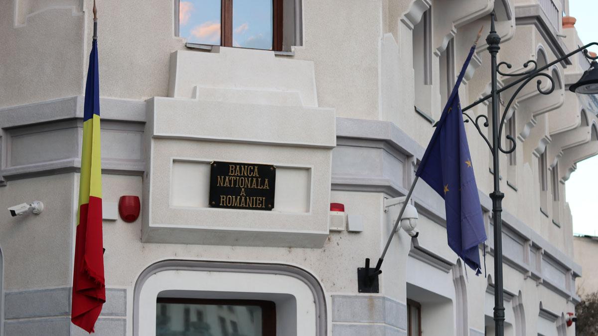 Banca Națională a României (BNR), filiala Constanța. FOTO Adrian Boioglu / CTnews.ro
