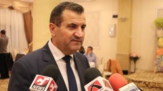 Valentin Vrabie, primarul municipiului Medgidia. FOTO Adrian Boioglu / CTnews.ro