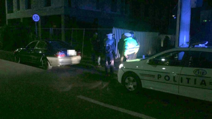 Polițiștii au verificat mai multe autoturisme. FOTO IPJ Constanța