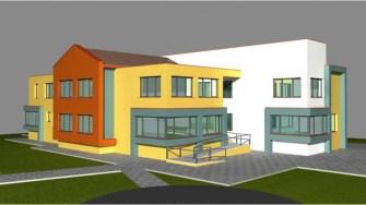 Cum va arăta viitoarea grădiniță din Cumpăna. FOTO Primăria Cumpăna