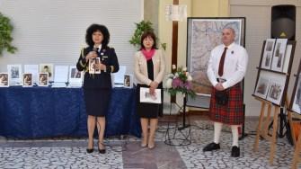 Evenimente la Medgidia de Ziua Armistițiului și Ziua Veteranilor din Teatrele de Operații Militare. FOTO Primăria Medgidia