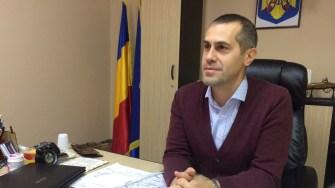 Primarul comunei Mircea Vodă, George Ionașcu. FOTO CTnews.ro