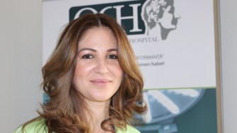Dr. Alina Vîncă -medic specialist chirurgie generală la Ovidius Clinical Hospital. FOTO Ctnews.ro