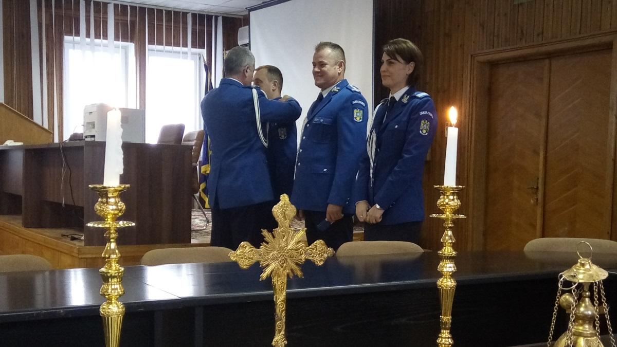 avansari jandarmerie