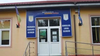 Primăria Seimeni. FOTO CTnews.ro