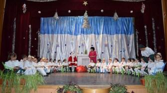 Serbare de Crăciun la Cumpăna. FOTO Primăria Cumpăna