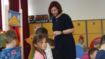 Grădinița numărul 4 din Cernavodă. FOTO CTnews.ro