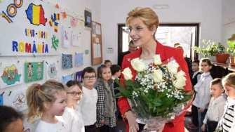 Alteța Sa Regală Principesa Maria a vizitat comuna Cumpăna. FOTO Primăria Cumpăna