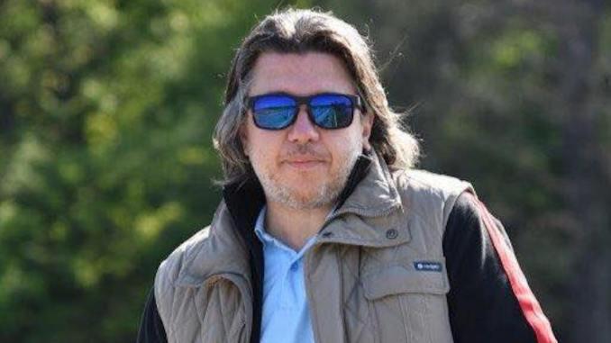 Omul de afaceri Ionuț Barbu. FOTO Arhiva personală