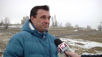Liviu-Cristian Negoiță, primarul orașului Cernavodă. FOTO CTnews.ro