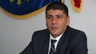 Primarul comunei Vulturu, Eugen Marius Berbec. FOTO CTnews.ro
