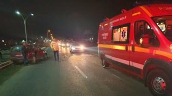 O persoană a ajuns în comă la spital. FOTO IPJ Constanța