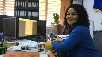 Laura Nicolescu, șefa serviciului Strategie și Proiecte din primăria Cernavodă. FOTO Ctnews.ro