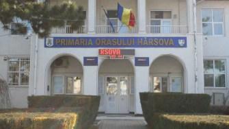 Primăria Hârșova. FOTO Ctnews.ro